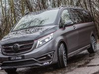 2016 Larte Design Mercedes-Benz V-Class Black Crystal , 3 of 21
