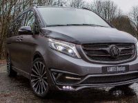 2016 Larte Design Mercedes-Benz V-Class Black Crystal , 12 of 21