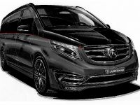 2016 LARTE Design Mercedes-Benz V-Class Black Crystal, 1 of 23