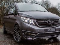 2016 LARTE Design Mercedes-Benz V-Class Black Crystal, 12 of 23