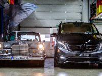 2016 LARTE Design Mercedes-Benz V-Class Black Crystal, 18 of 23