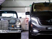 2016 LARTE Design Mercedes-Benz V-Class Black Crystal, 19 of 23