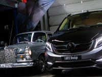 2016 LARTE Design Mercedes-Benz V-Class Black Crystal, 20 of 23