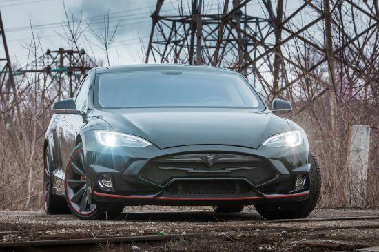 Larte Design Tesla Model S Elizabeta