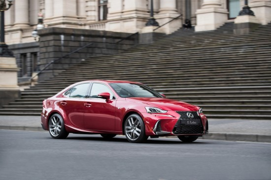 Lexus IS Turbo Special Edition