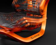 thumbnail image of 2016 Lexus Kinetic Seat Concept