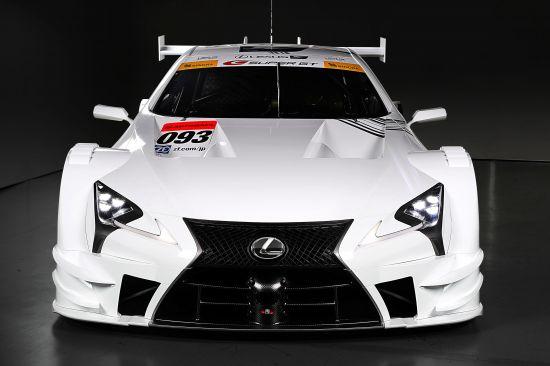 Lexus LC 500 Sports Car