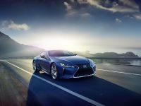 2016 Lexus LC 500h Luxury Coupe, 1 of 3