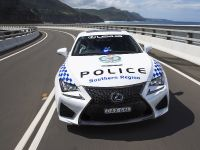 thumbnail image of 2016 Lexus RC F NSW Police Coupe