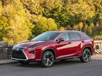 2016 Lexus RX Hybrid, 7 of 8