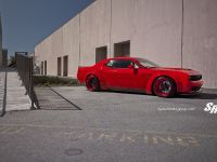 2016 Liberty Walk Dodge Challenger Hellcat by SR Auto , 3 of 8