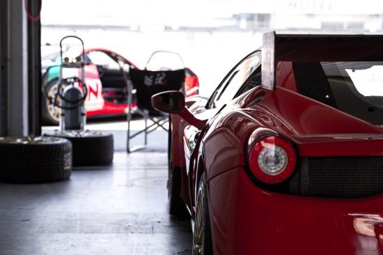 LOMA Ferrari 458 Italia GT COMPETITION