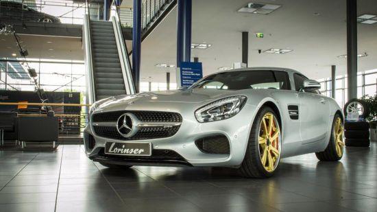 Lorinser Mercedes-AMG GT S