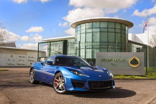 Lotus Evora-400 Hethel edition