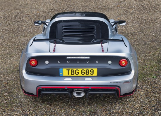 Lotus Exige 380