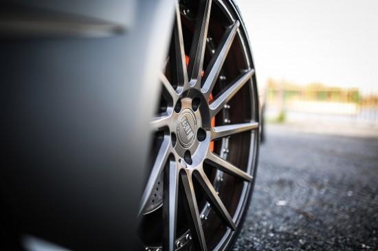 M&D Mercedes-Benz CLS 500 Black Edition Stealth