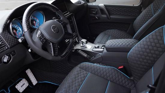 MANSORY Mercedes-Benz G500 4x4