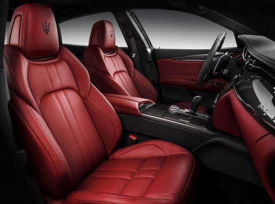 Maserati Quattroporte GranLusso and GTS GranSport