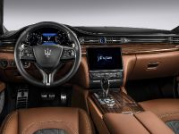 2016 Maserati Quattroporte GranLusso and GTS GranSport, 3 of 8