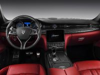 2016 Maserati Quattroporte GranLusso and GTS GranSport, 7 of 8