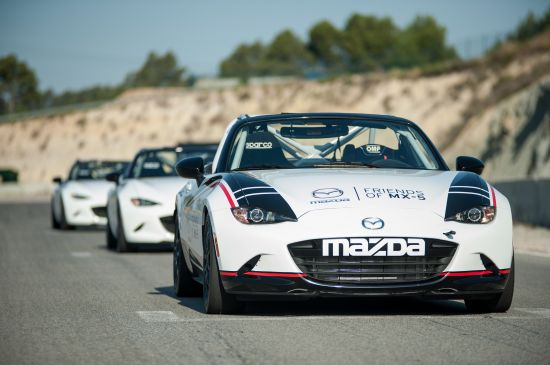 Mazda MX-5 Cup Race