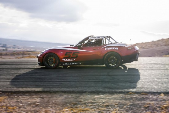 Mazda MX-5 Cup
