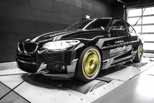 Mcchip DKR BMW 220i mc320