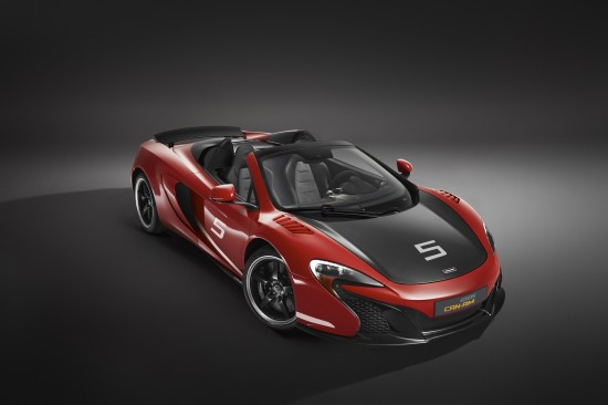 2016 Mclaren 560s Can Am Limited Picture 126094