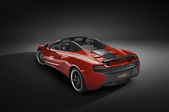 McLaren 560S Can-Am Limited