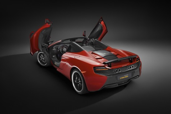 McLaren 560S Can-Am Limited
