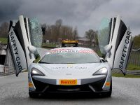 thumbnail image of 2016 McLaren 570S Coupe Safety Car