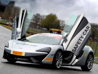 2016 McLaren 570S Coupe Safety Car, 3 of 5