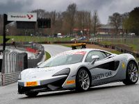 2016 McLaren 570S Coupe Safety Car, 4 of 5