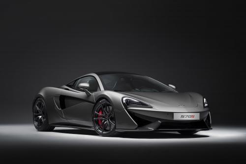 Команда McLaren демонстрирует пакет обновлений