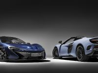 2016 McLaren 675LT Spider by MSO, 1 of 8
