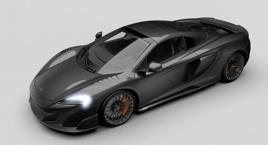 Mclaren MSO Carbon Series LT Limited Edition