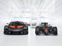 2016 McLaren P1 GTR with F1 Livery , 1 of 2