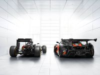 thumbnail image of 2016 McLaren P1 GTR with F1 Livery