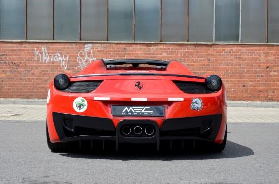 MEC Design Ferrari 488 Spider