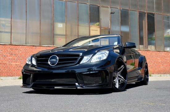 MEC DESIGN Mercedes-Benz E-Class Cabriolet Cerberus