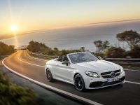 2016 Mercedes-AMG C63 Cabriolet, 1 of 9