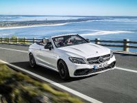 2016 Mercedes-AMG C63 Cabriolet, 2 of 9