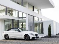 2016 Mercedes-AMG C63 Cabriolet, 4 of 9