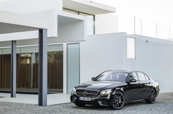 Mercedes-AMG E 43 4MATIC