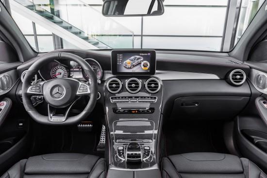 Mercedes-AMG GLC43 Coupe