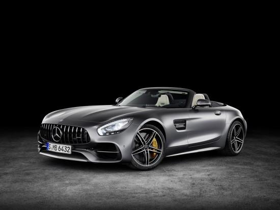 Mercedes-AMG GT Roadsters