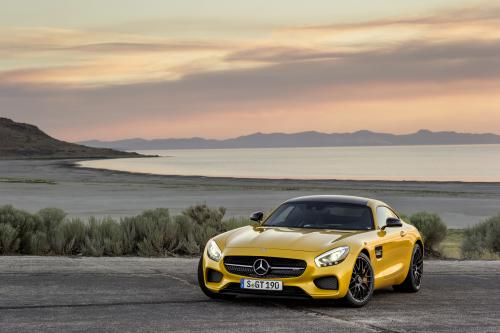 Mercedes-AMG GT (2016) - picture 1 of 5