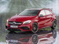 2016 Mercedes-Benz A-Class, 13 of 35