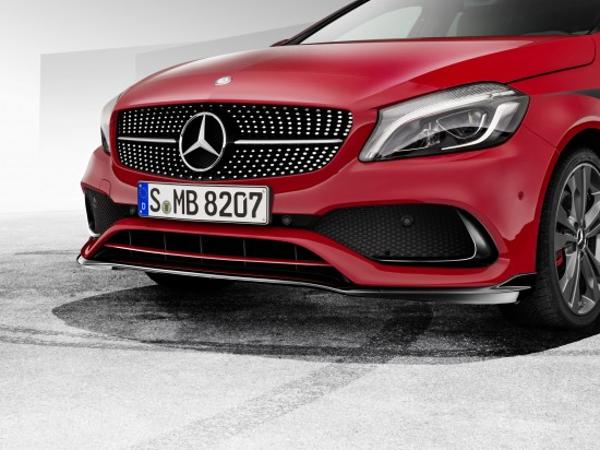 Mercedes-Benz A250 AMG Body Kit