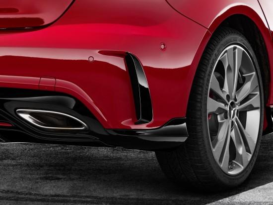 Mercedes-Benz A250 AMG Body Kit